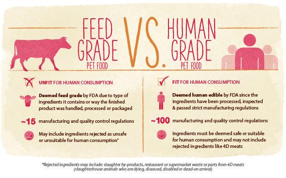 feedgradevshumangrade