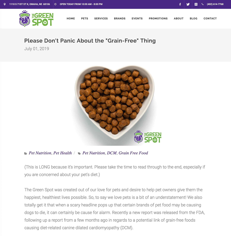 green-spot-blog