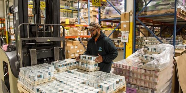 pet food experts warehouse