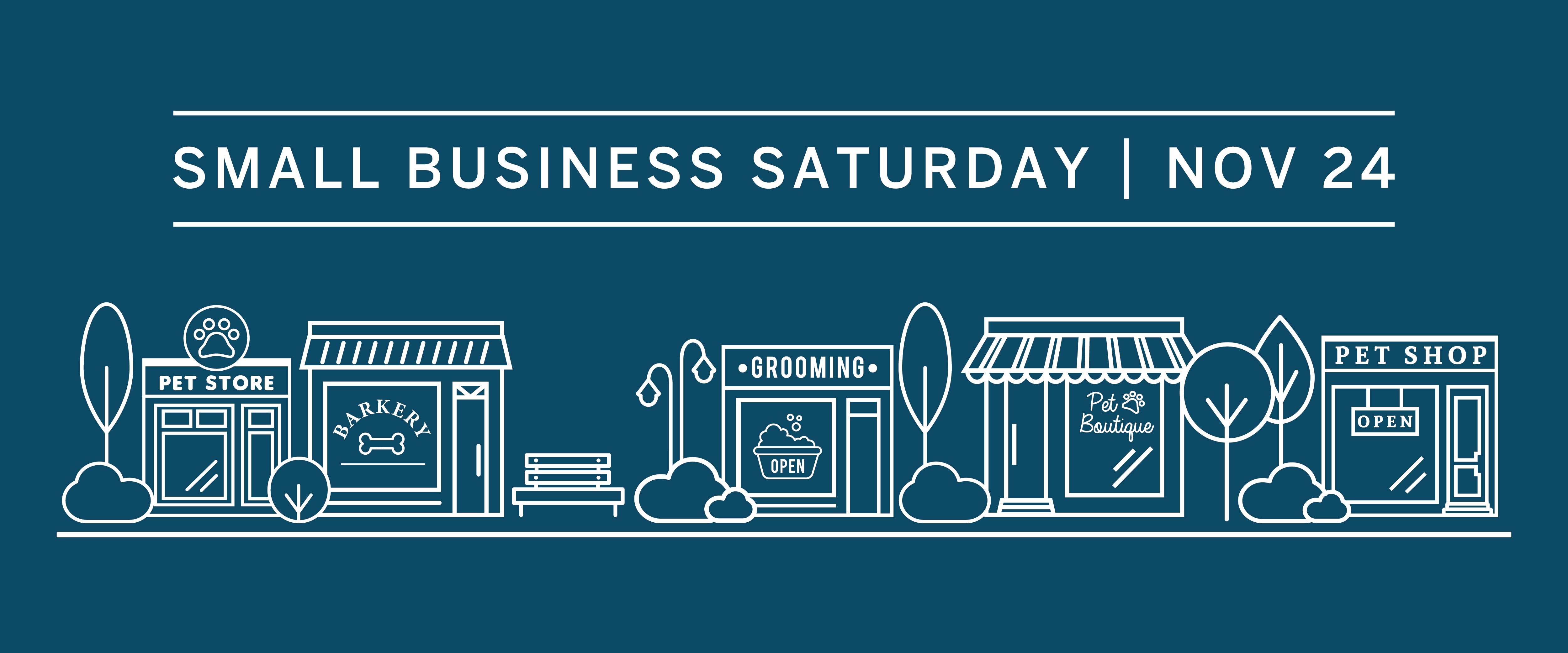 Kick Off the Holiday Season on Small Business Saturday