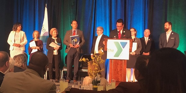 YMCA of Greater Providence Honors The Baker Family